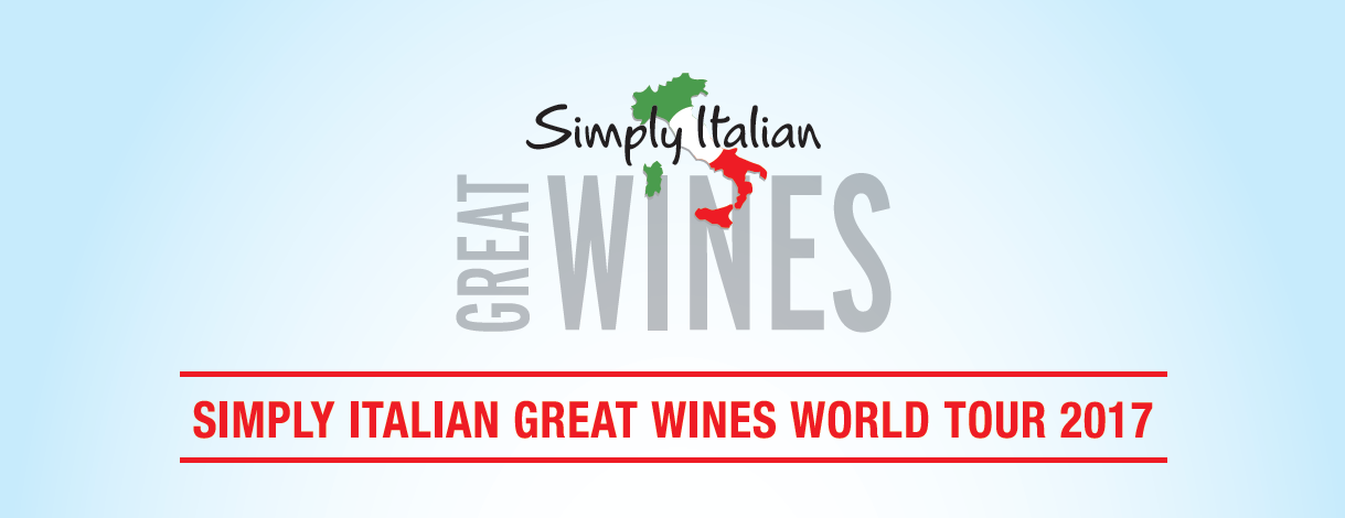 Stocco at Simply Italian Great Wines US Tour
